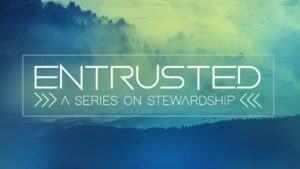 ENTRUSTED TITLE SLIDE