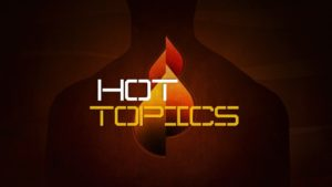 Hot Topics Title Slide